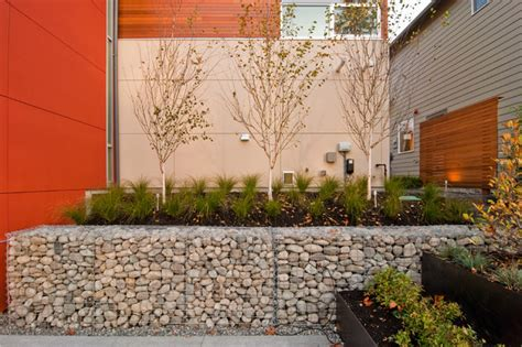 massena residence contemporary landscape seattle