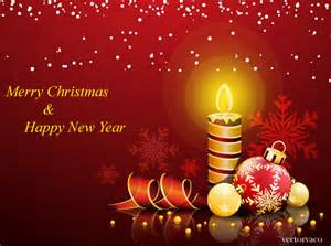 vector and new year greeting card free vector free vectors
