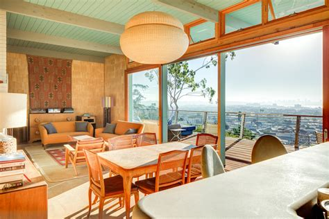 the living room san diego midcentury dreamin inside an architect s knockout home