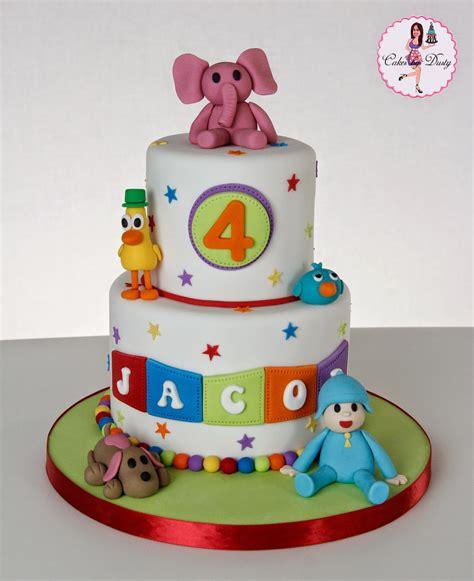pocoyo birthday cake cakes by dusty jacob s pocoyo cake
