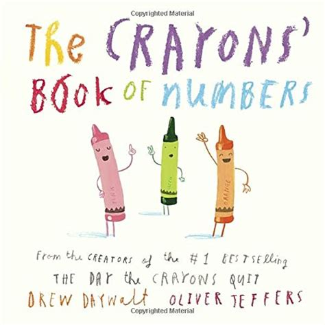 crayon picture book 21 of the best counting books for preschoolers