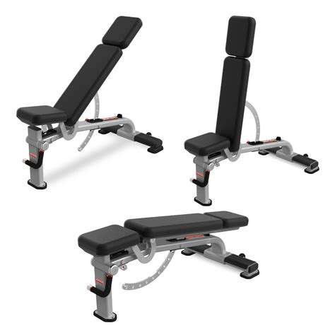 Star Trac Inspiration Strength Ip Bench Multi Adjustable