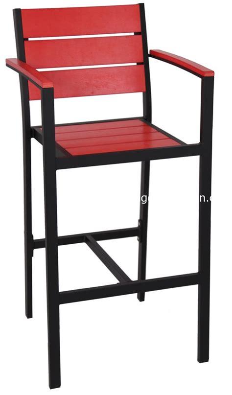 commercial restaurant bar stools 8816 ar sol outdoor bar stool restaurant commercial arm