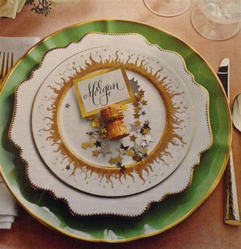 decorazioni tavola capodanno la tavola delle feste idee per un indimenticabile capodanno