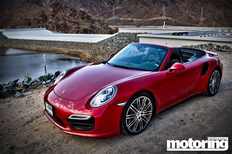 porsche  turbo cabriolet reviewmotoring middle