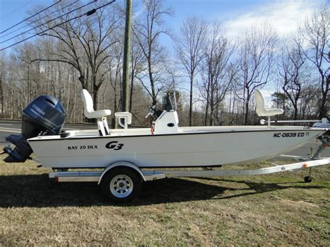 g3 boats for sale in ky g3 bay 20 dlx boats for sale in danville virginia