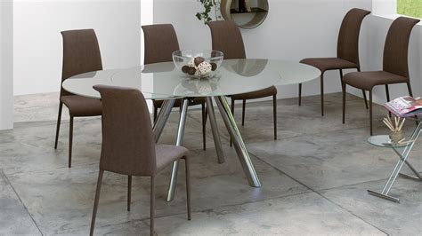 glass extending dining table trendy extending glass dining table black grey or