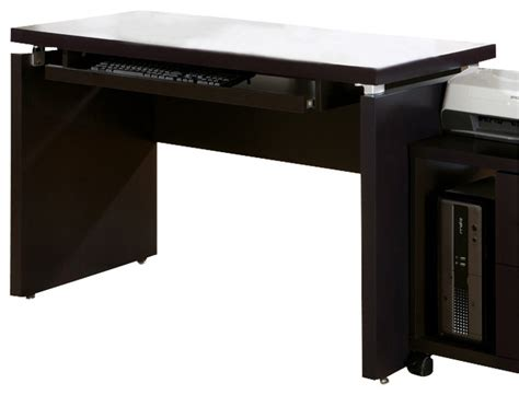 48 inch computer desk with hutch monarch specialties 48 inch computer desk in cappuccino