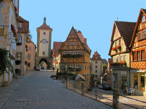 Search For In Germany Rothenburg Travel Photo Brodyaga Image Gallery Germany Bayern