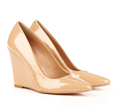 glossy wedges glossy pointed wedge my obsession