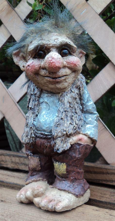 Garden Troll by Novelty Viking Dam Troll Gnome Gift Ornament