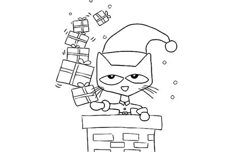 Pete Coloring Pages Pete The Cat Coloring Printable