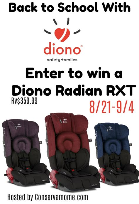 would you like to a seat would you like to win a diono radian car seat enter here
