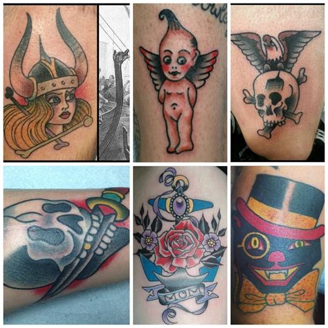 tattoo collage skull collage next pictures to pin on