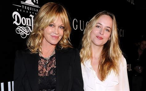 dakota johnson melanie griffith melanie griffith and antonio banderas are officially done