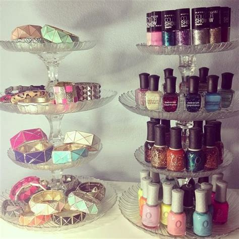 polish home decor diy home decor dollar store love the nail polish idea i