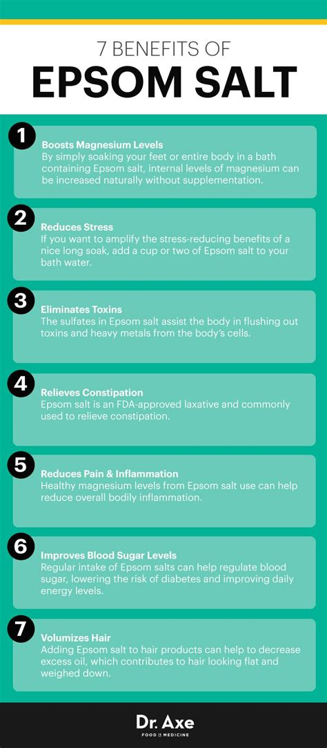 How To Detox Using Epsom Salt by 17 Best Ideas About Epsom Salt Bath On Epsom