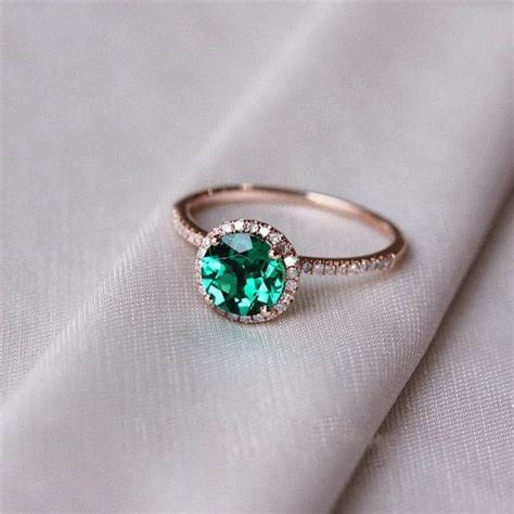 Emerald Engagement Rings by Best 25 Emerald Engagement Rings Ideas On