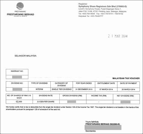 dividend certificate template 7 dividend voucher template sletemplatess