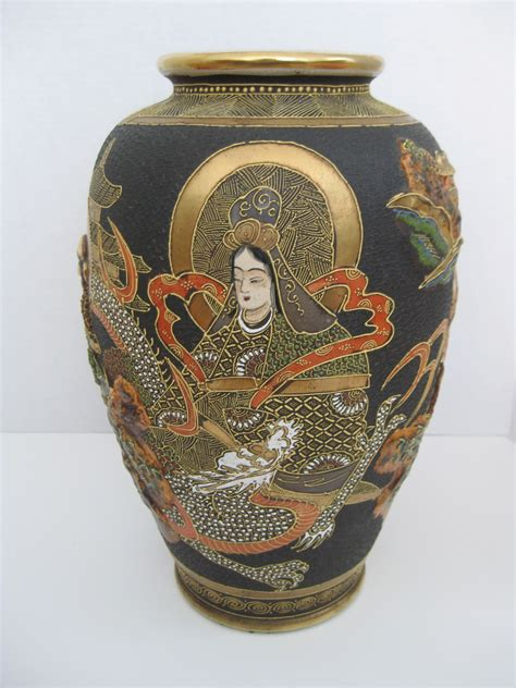 Vase Japanese by Antique Japanese Vase Monks Collectors Weekly