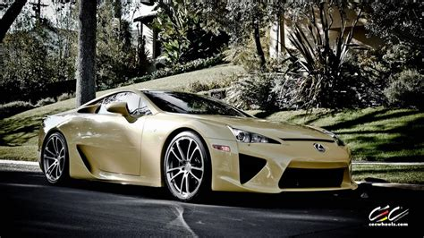 custom lexus lfa lexus lfa with custom wheels cec in los angeles ca us