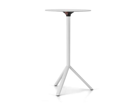 Folding High Top Table Folding High Table Miura Collection By Plank Design Konstantin Grcic