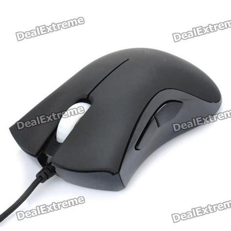 Mouse Razer Deathadder 3500dpi buy razer deathadder 3500dpi usb wired gaming optical mouse black 200cm cable