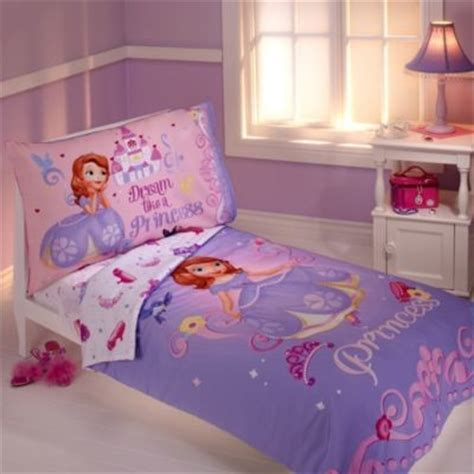 sofia the first bedroom nojo disney sofia the first quot sweet as a princess quot 4 piece