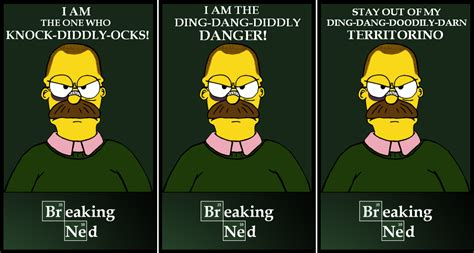 Breaking Ned flanders