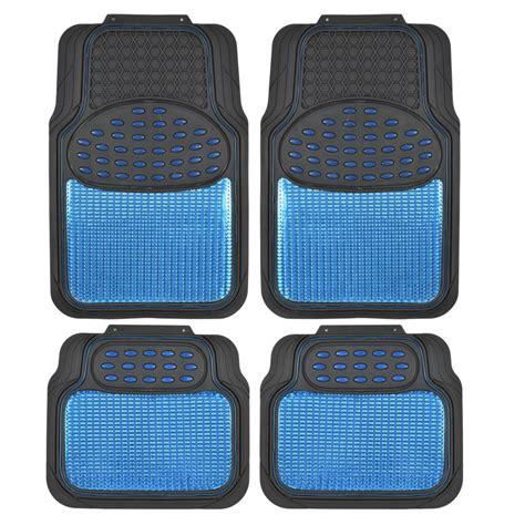 bdk rubber metallic mt 614 blue trimmable heavy duty 4