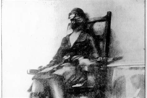 esecuzione sedia elettrica quell esecuzione 13 gennaio 1928