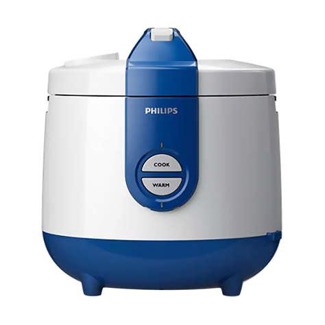 jual philips hd 3118 31 rice cooker blue harga