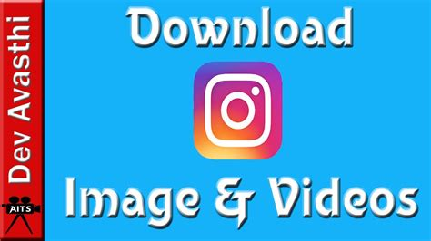 download youtube to instagram how to download any instagram photos and videos youtube