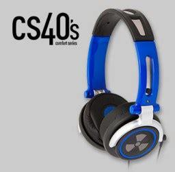 earpollution comfort series headphones cs40 headphones e tech gadget