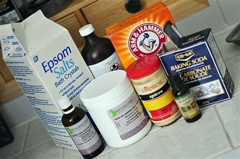 Detoxing Bath For Colds by Detox Baths Detox And Bath On