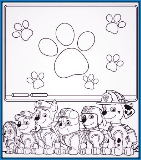 dibujos para pintar patrulla canina princesas archivos dibujos para dibujar