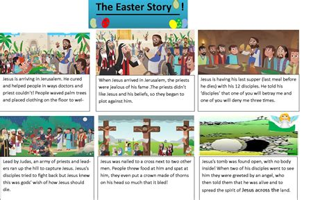 printable children s version of the easter story pictures of the easter story women ass hole