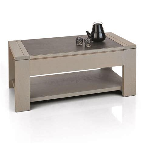 Décoration Table Basse by Table Basse Avec Tiroirs La Table Basse Avec Tiroir