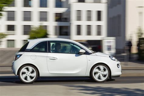 opel white special edition opel adam black link white link announced