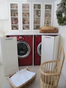 Laundry Room In Kitchen Ideas 15 Laundry Spaces That Cleverly Conceal Their Unsightly