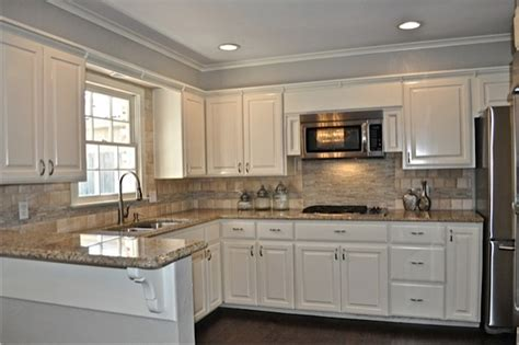 Cottage Contemporary Traditional Kitchen Oklahoma City by Design Directions