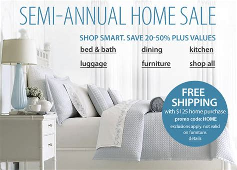 sale alert macy s semi annual home sale popsugar home