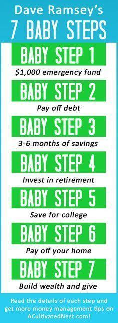 budget   debt  baby steps babies