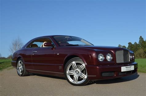 bentley brooklands coupe used burgundy metallic bentley brooklands for sale