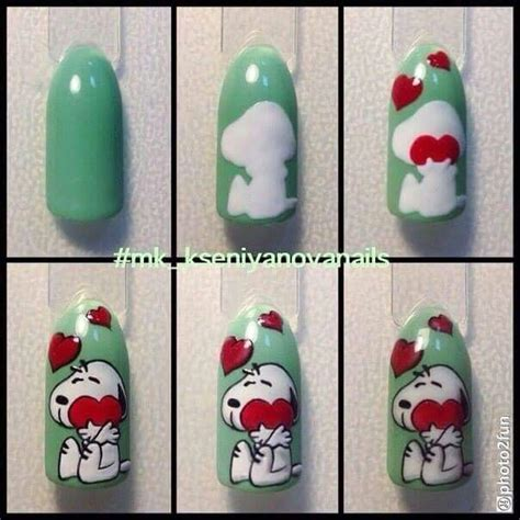 Sticker Kuku 42 395 best images about nail step by step on