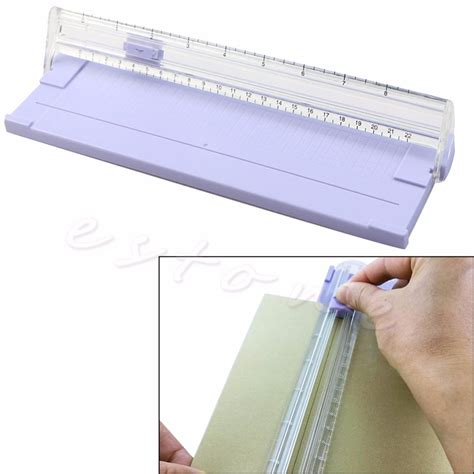 What Is The Best Paper Cutter For Card - a4 precision paper card trimmer ruler photo cutter cutting