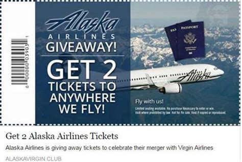 you got scammed alaska air not offering free tickets the seattle times