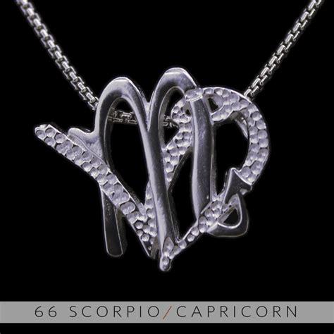 unity design concepts the scorpio and capricorn silver