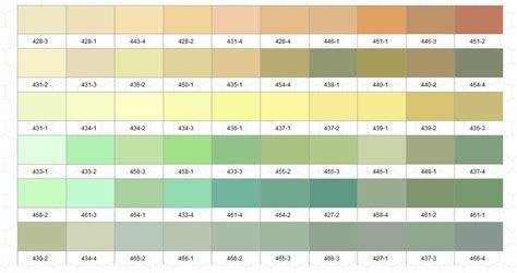 mazzette colori per interni amazing pittura per interni colori with pittura per