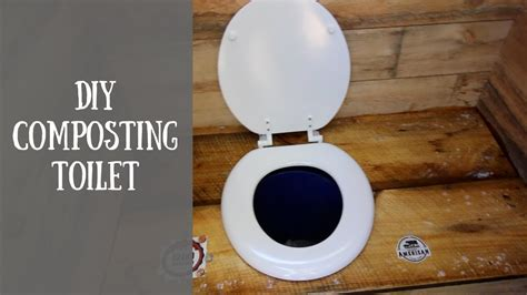 Diy Composting Toilet Youtube by Building The Box For The Composting Toilet Youtube